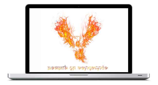 logo Rebirth of Vengeance