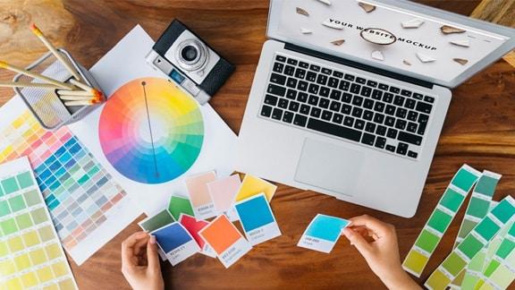 Graphic Design e fotografia